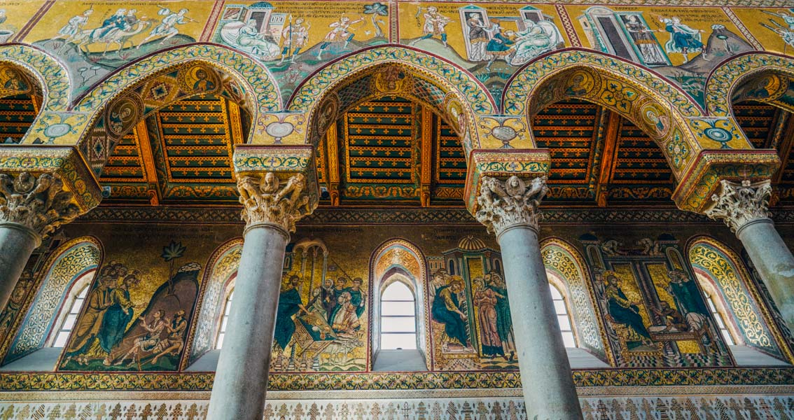 Cathedral of Monreale body 2