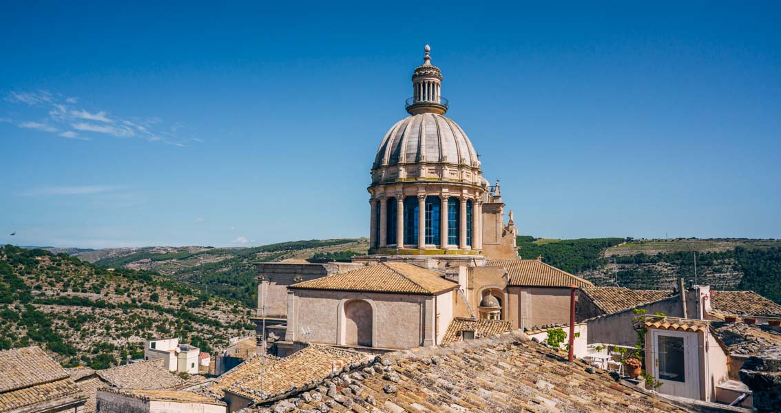 Church Of St. Giorgio In Ragusa Ibla body 1