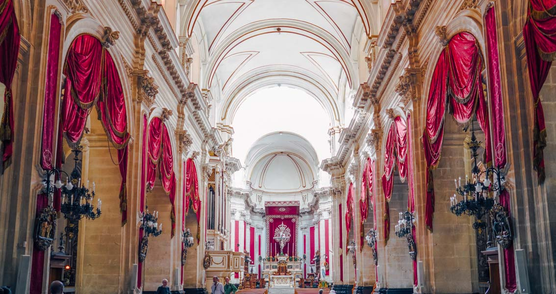 Church Of St. Giorgio In Ragusa Ibla body 2