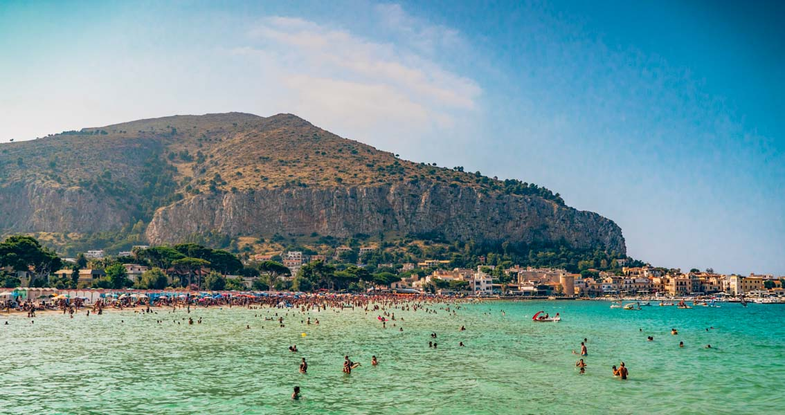 Mondello Beach body 1