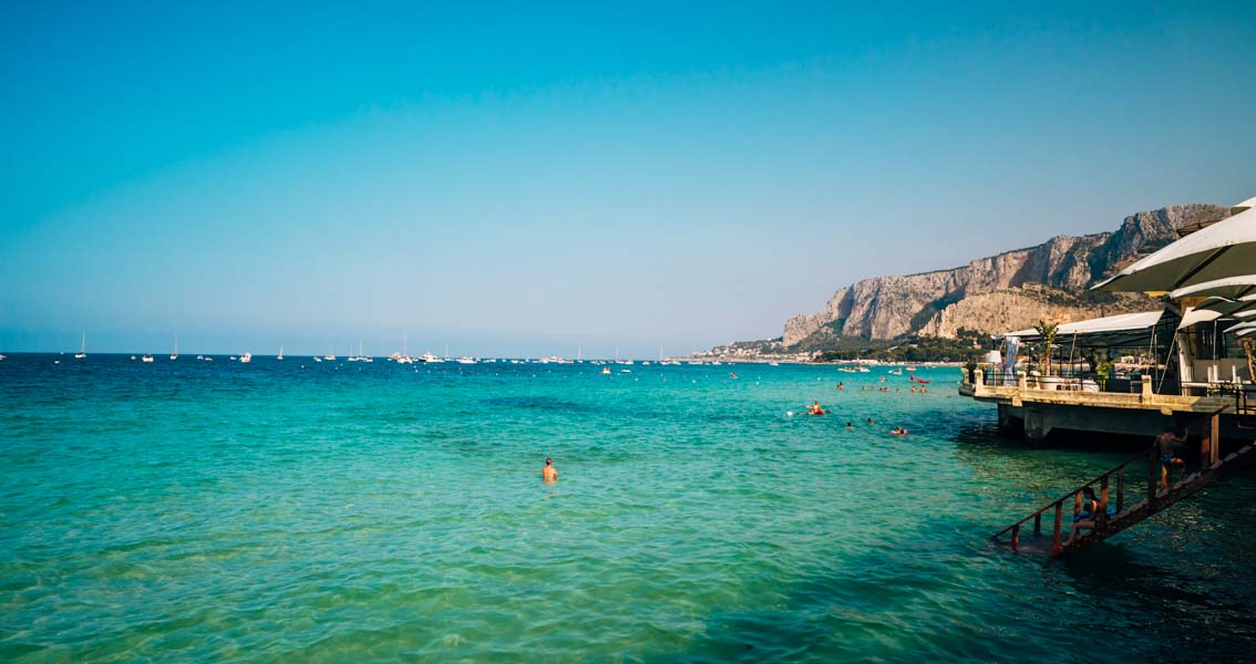 Mondello Beach body 2
