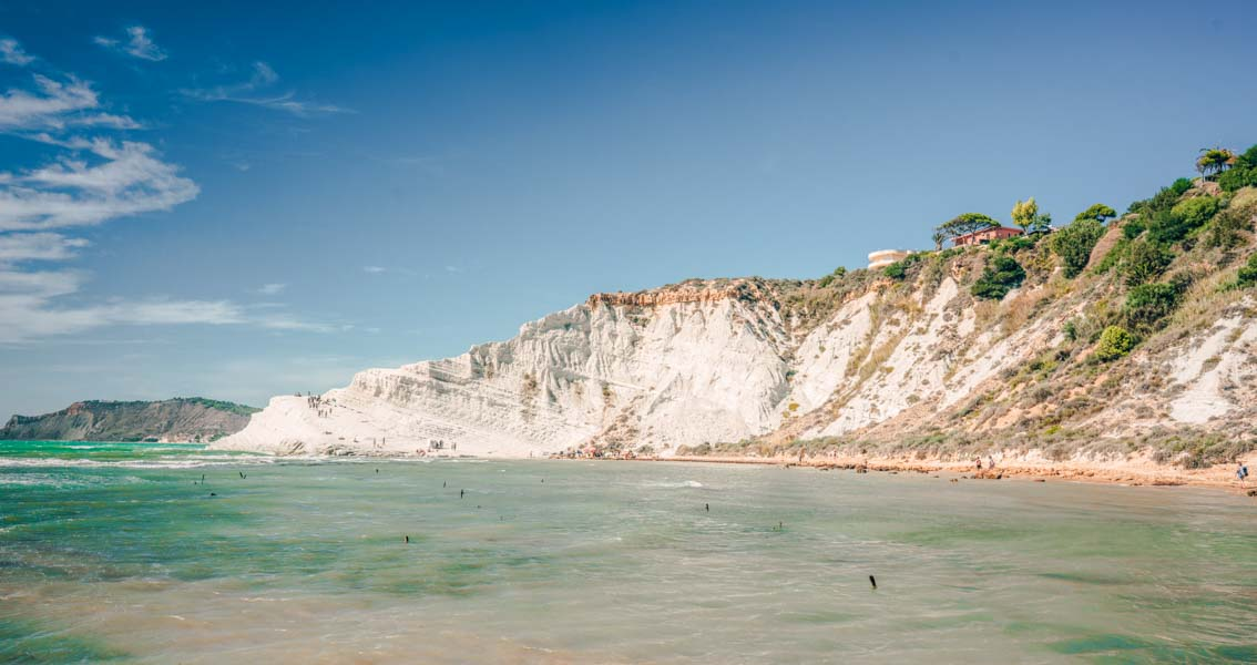 Scala Dei Turchi Beach body 2